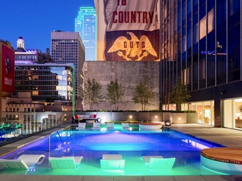 Hilton Garden Inn Downtown Dallas in Downtown